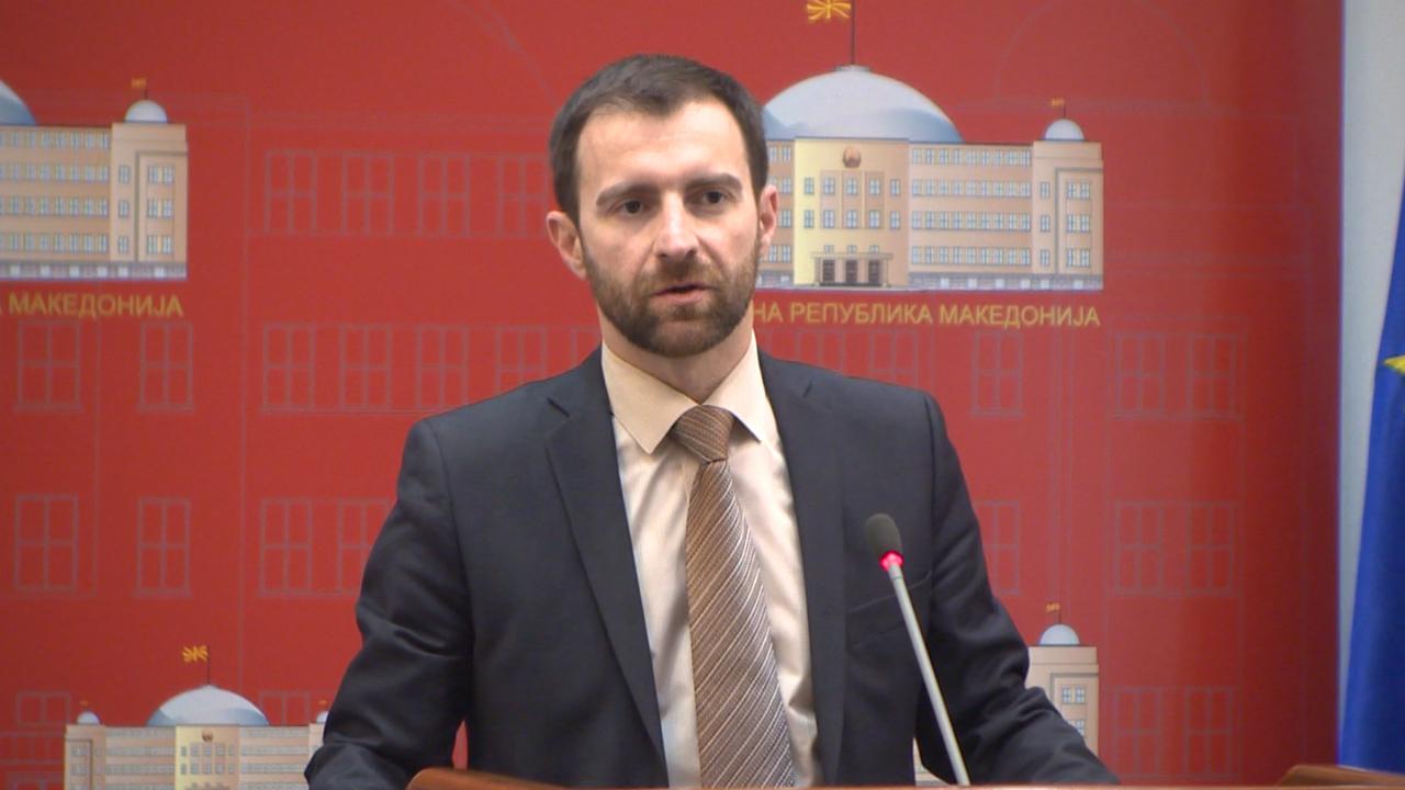 Димовски: СДСМ секогаш пред избори прави хаос во Собранието