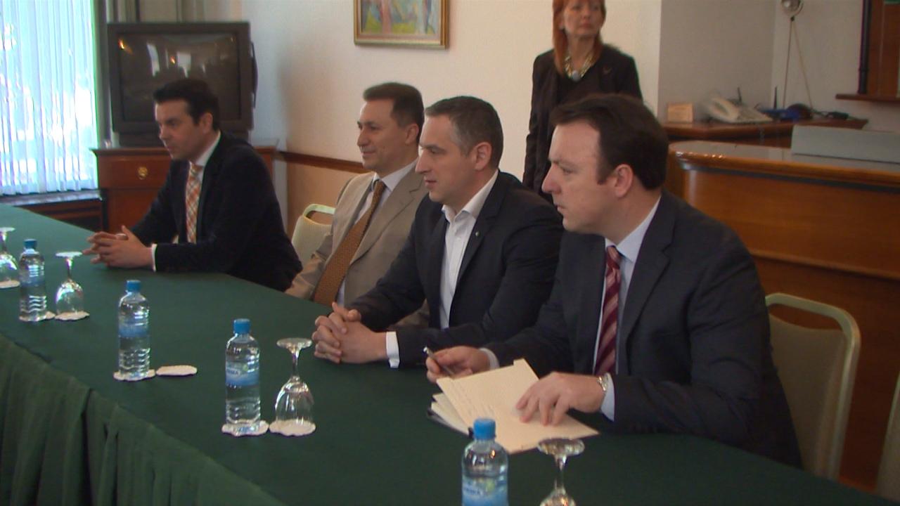 Груевски: Изборите на 5 јуни неопходни за надминување на кризата, граѓаните ќе одлучат за иднината на државата