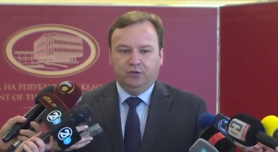 Димитриев: Поништувањето на аболицијата за политичарите можност за смирување на страстите