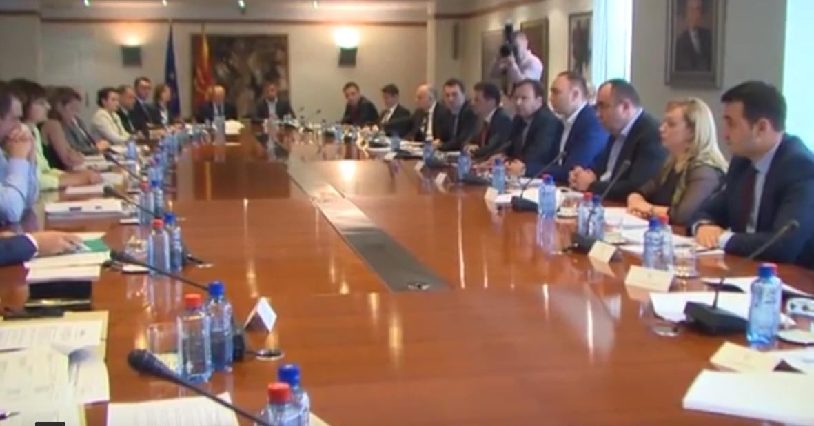 Димитриев: Засилен ангажман за спроведување на итните реформски приоритети
