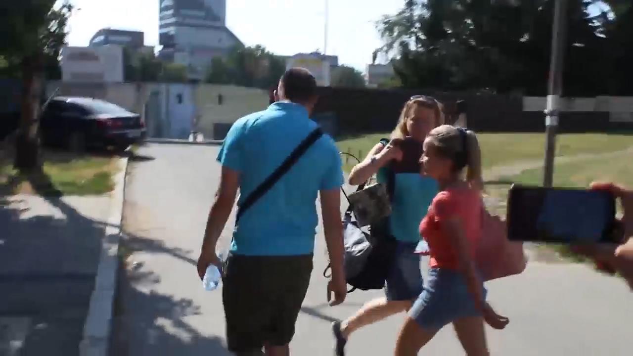 Активистите на СДСМ ги нападнаа студентите, поддржани од раководството на партијата