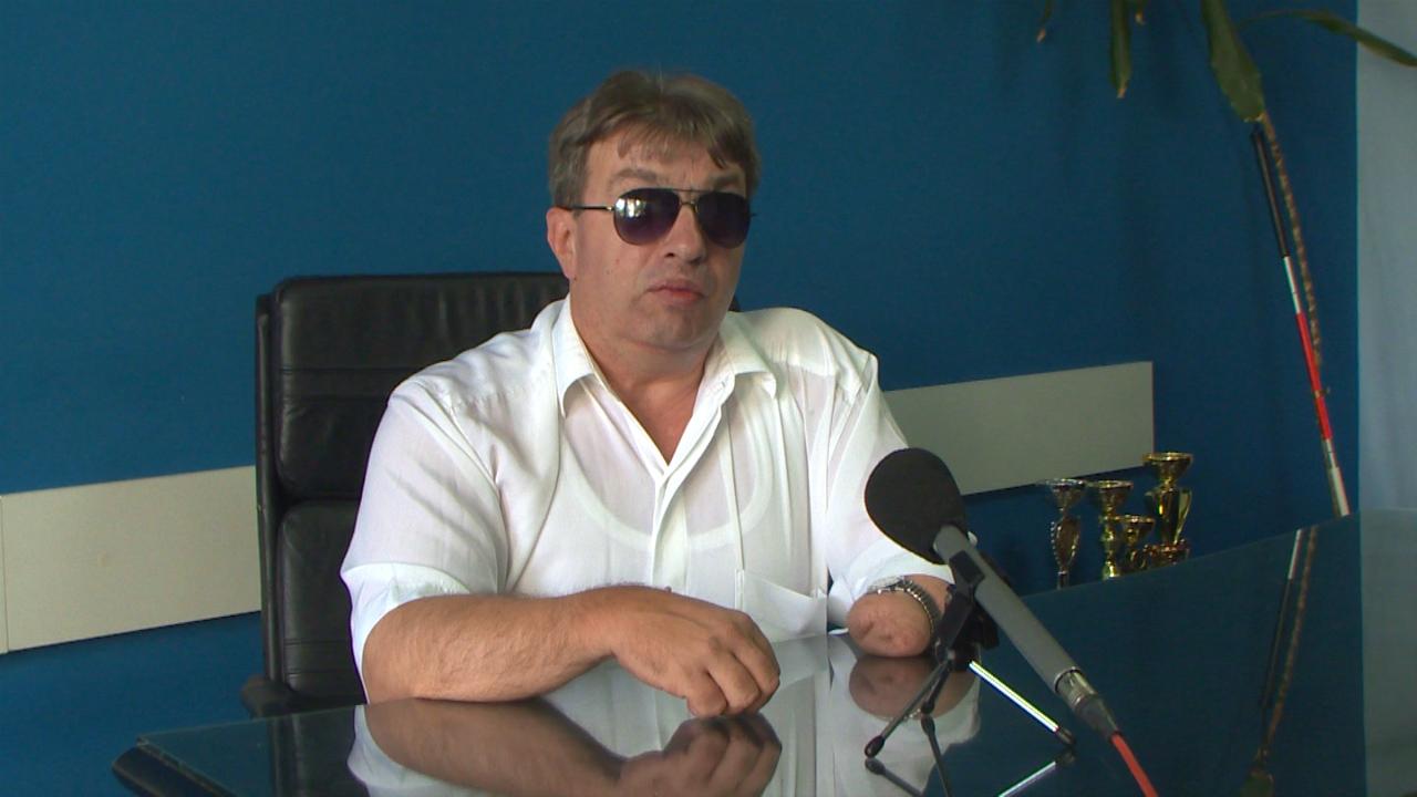 """Националниот сојуз на слепи го поздрави проектот """"Македонија вработува 2"""""""