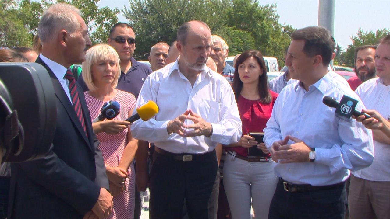 Градежна офанзива во Скопје – Се инвестираат над 17 милиони евра