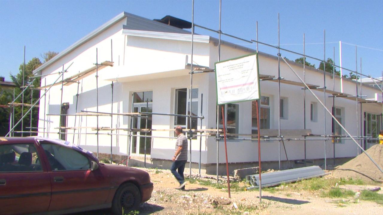 Новата градинка во Горно Лисиче готова до септември, ќе згрижи 100 деца