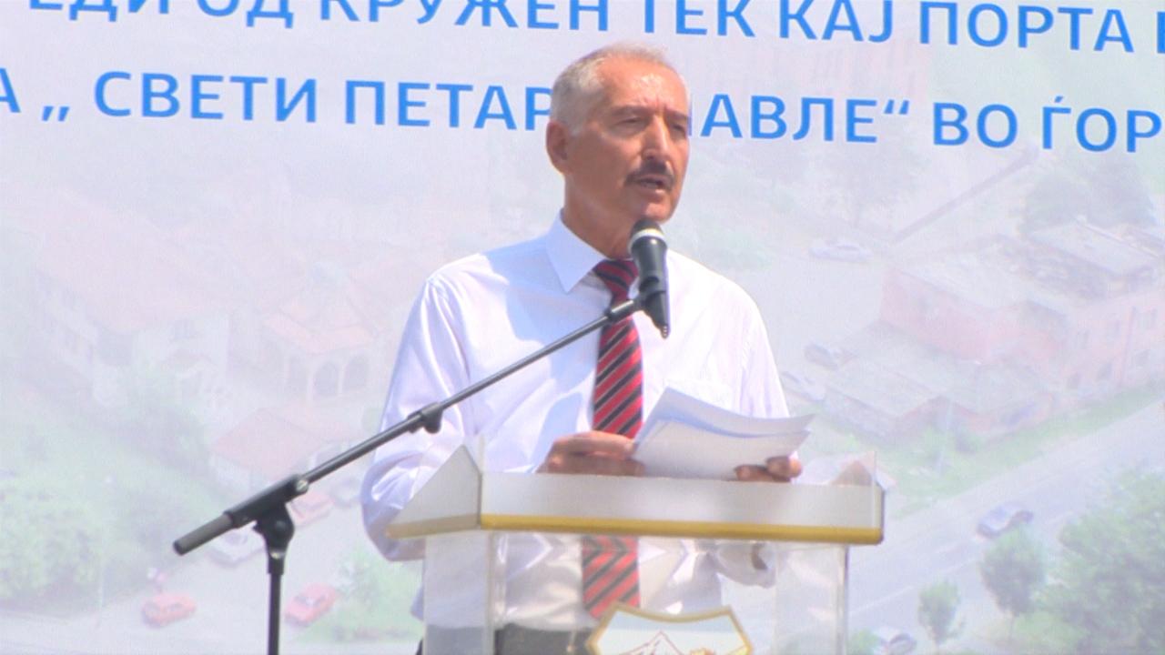 Митровски: 100-годишнината на општината ќе ја дочекаме со над 100 реализирани проекти