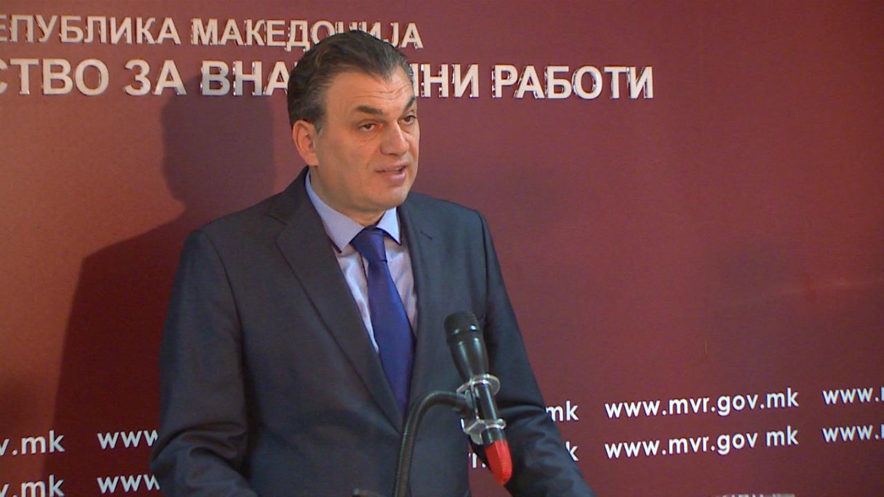 Андонов: Спасовски грубо го крши законот, нема да му дозволам да го погазува дигнитетот на МВР