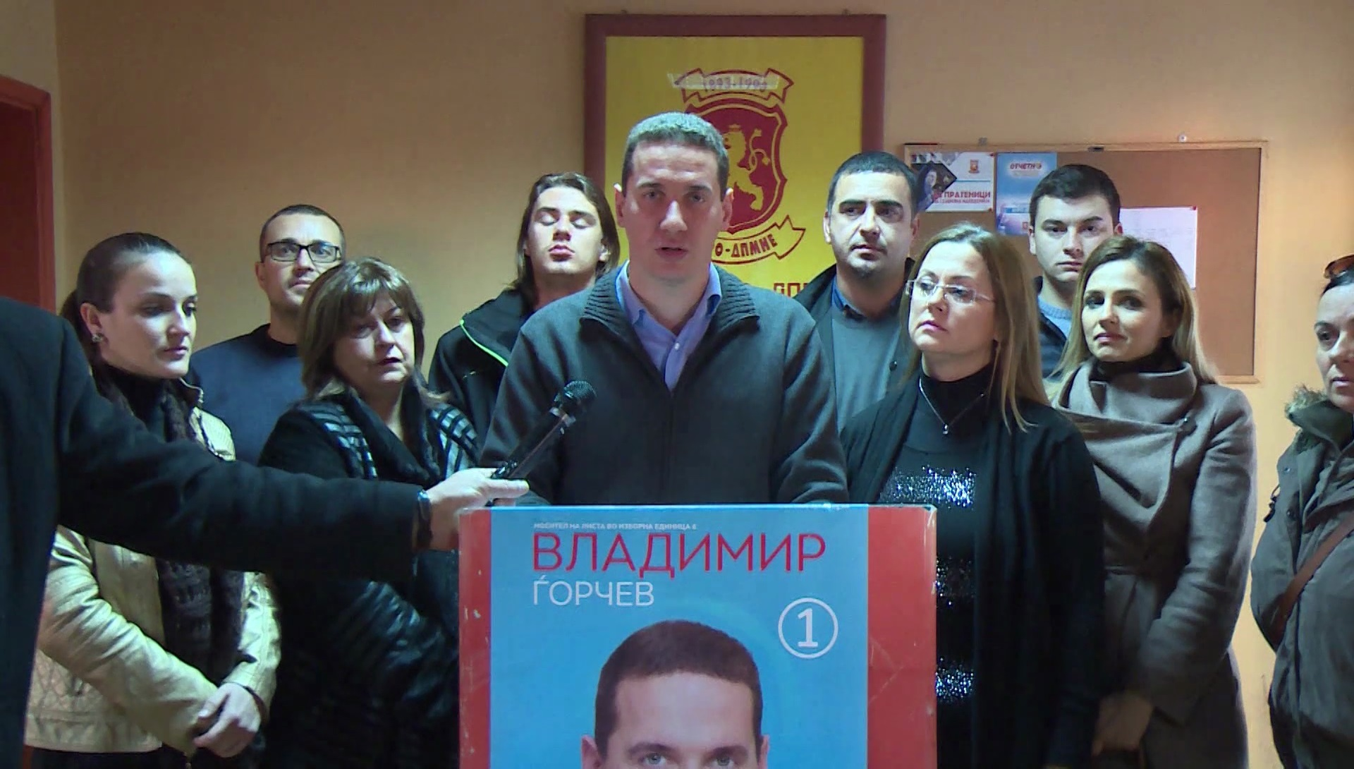 Ѓорчев: ВМРО- ДПМНЕ има 37 проекти за Гостивар, СДСМ одвај 7 кои не се конкретни