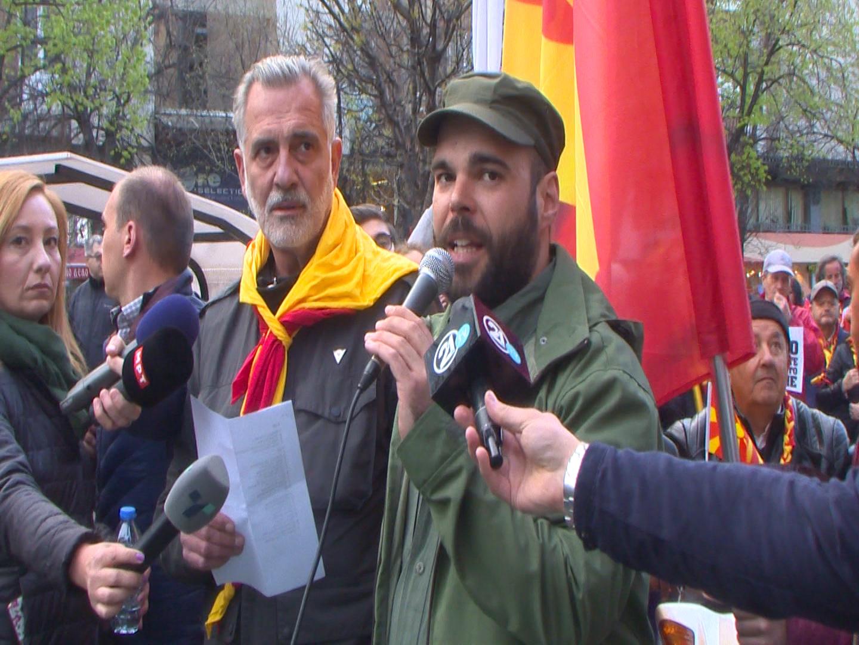 За заедничка Македонија до ВМРО-ДПМНЕ: Не смеете да дозволите избор на претседател на Собрание кој нема да ја отфрли Тиранската платформа