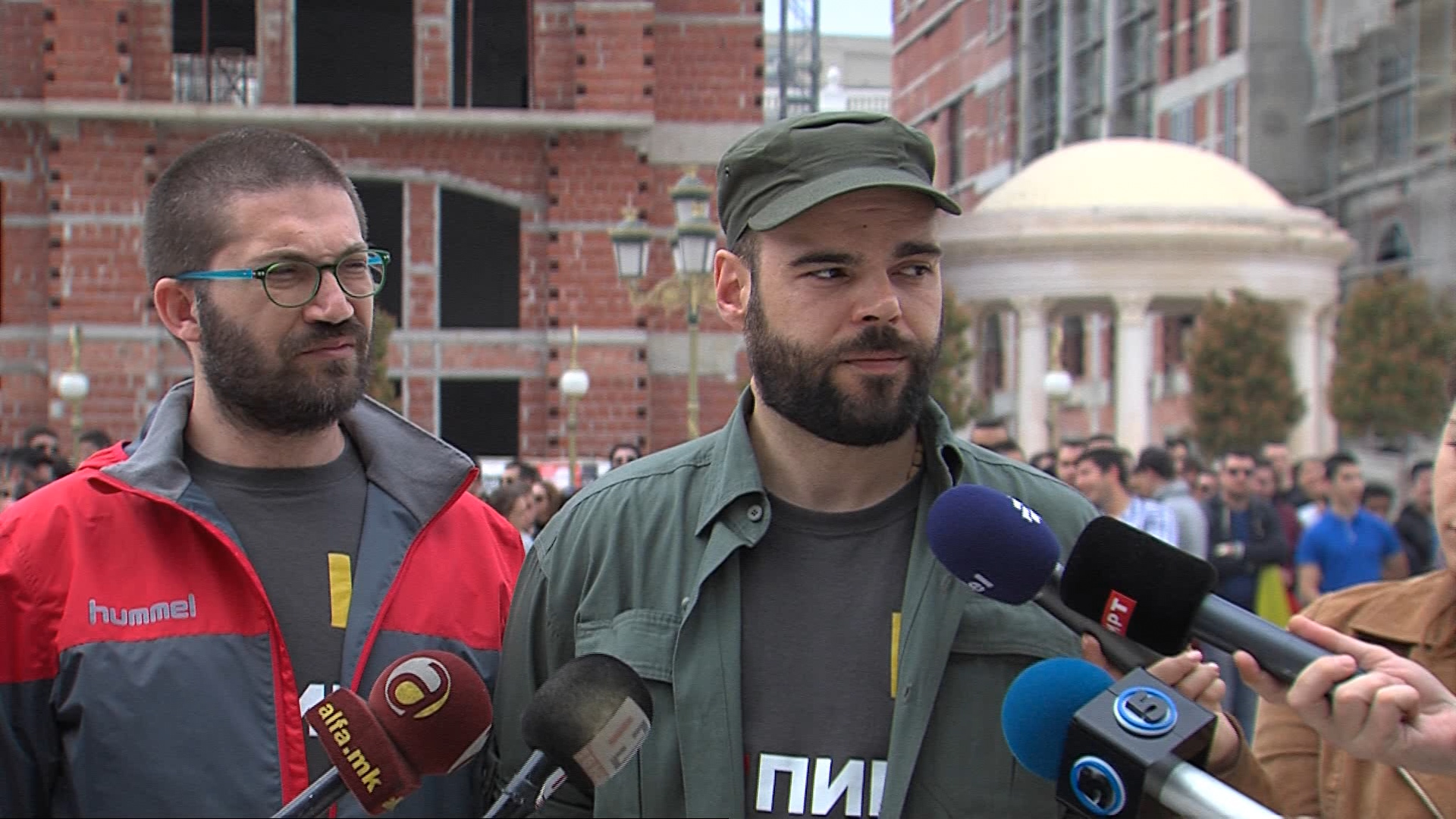 Илиевски: Не смее да биде избран претседател на Собранието на РМ кој нема да се откаже од Тиранската платформа