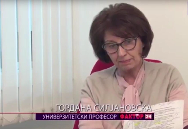 Силјановска: Симболите многу често кажуваат повеќе од зборовите