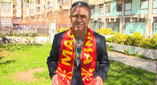 Могамед Ибрагимов во одбрана на државните бои: Под ова македонско знаме освоив олимписки медал