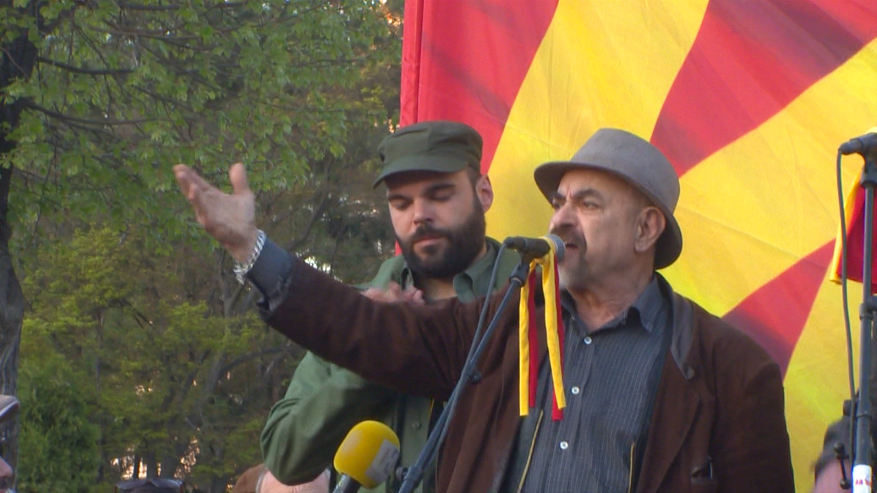 Петрушевски: Македонски значи гордост, сакаме да живееме во унитарна и единствена Македонија