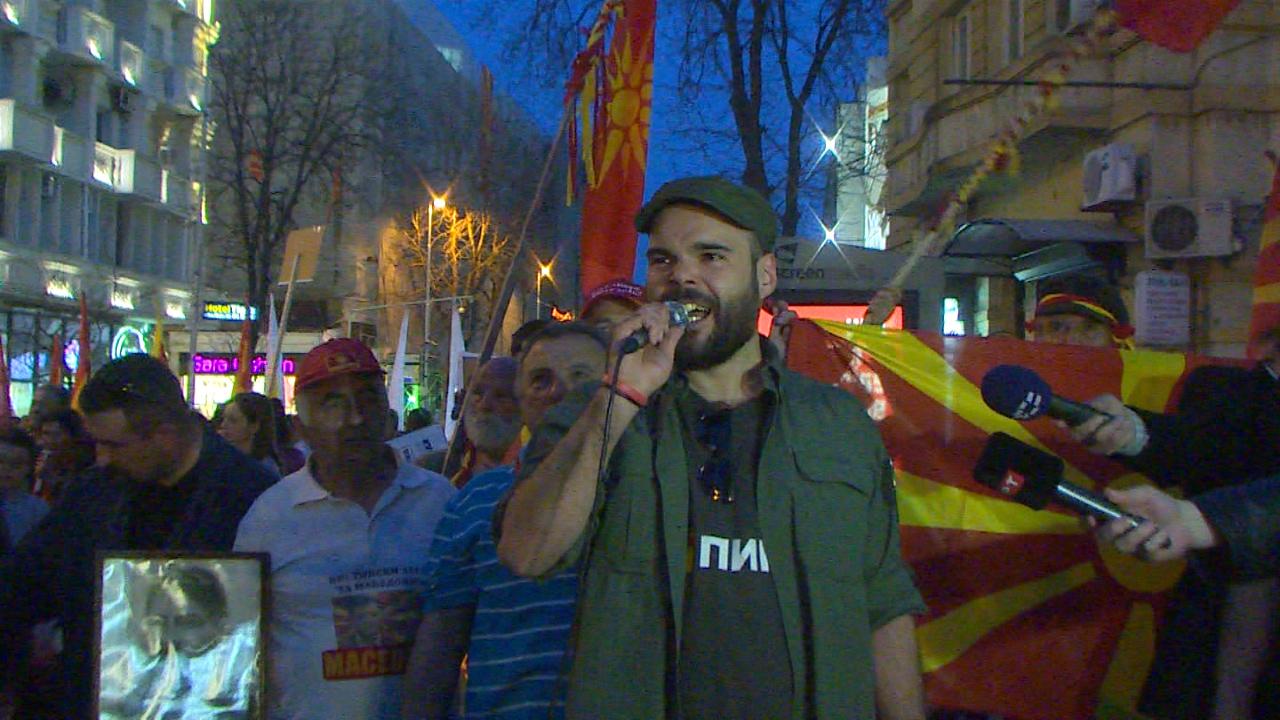 """""""За заедничка Македонија"""" до Иванов: Претседателе ја имате нашата поддршка"""