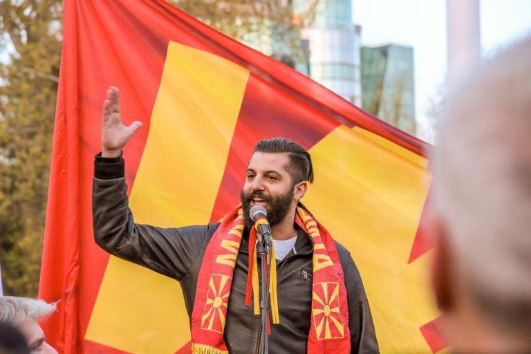 Атанасовски: Кога веќе светот не нé негира како Македонци, некој дома ни кажува како да се викаме и кој јазик да го зборуваме