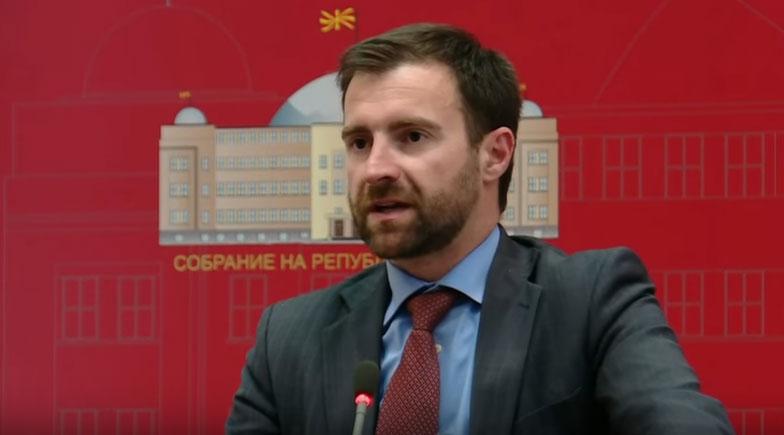 Димовски: СДСМ прв пат го прифати фактот дека е губитничка партија