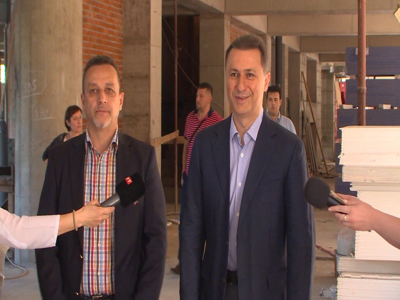 Груевски: СДСМ се обидува што е можно побрзо, на шверцерски начин да ја изгласа новата влада