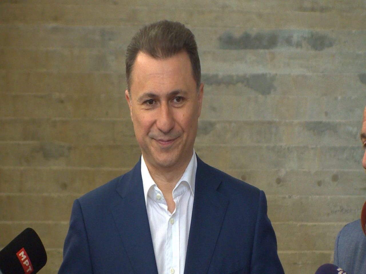 Груевски и Канчевска Милевска извршија увид во градежните работи на Турскиот и Албанскиот театар