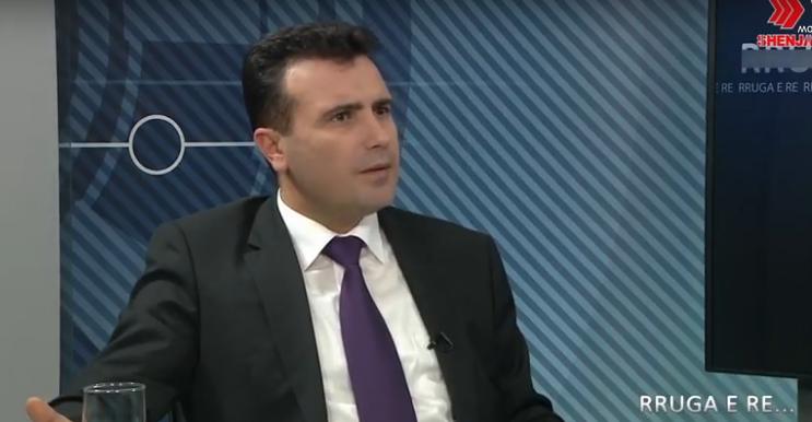 Заев: Поднесени се кривични пријави за Бујар Османи и Муса Џафери