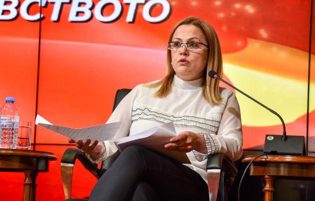 Стојанова: ВМРО-ДПМНЕ работеше на унапредување на здравството, така ќе продолжи и понатаму