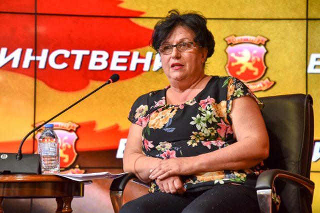 Дамчевска-Илиевска: За ВМРО-ДПМНЕ секое прашање заслужува одговор и секоја иницијатива заслужува дијалог