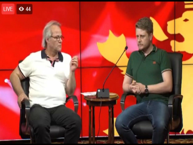 Јовановски: СДСМ никогаш не размислувала за нашата историја, ниту пак инвестирала во нашата култура