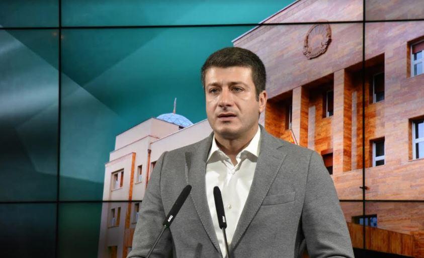 Перински: Граѓаните мора да се изјаснат за штетниот договор со Бугарија