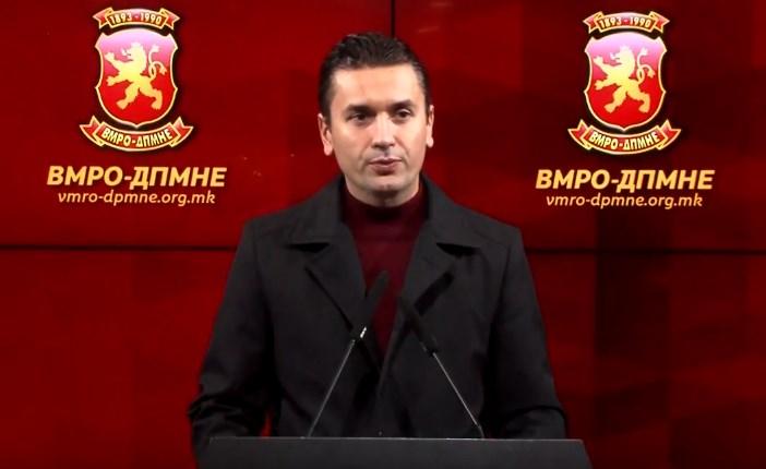 Притворот на Едмонд Темелко е политичка тортура и газење на човековите права