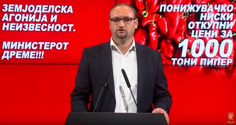 Животот кој што го ветуваше власта на СДС и Зоран Заев на свој грб најлошо го почувствуваа земјоделците