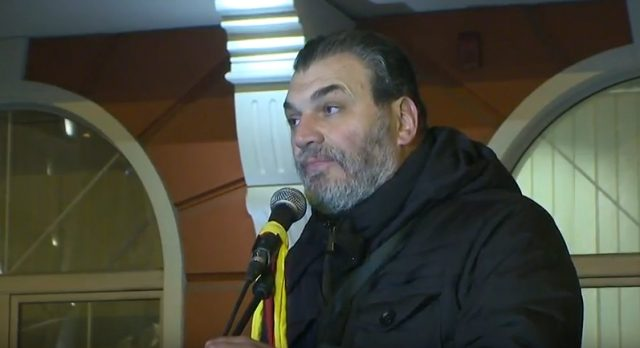 Андонов: Нашите патриоти се во затвор, а во исто време се ослободуваат убијци и монструми