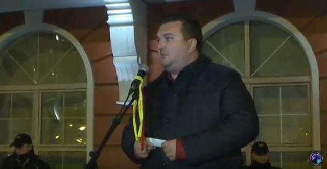 Манчев: Љубовта кон Македонија не може да се сопре со никаков терор и страв, борбата за барање на правда штотуку почнува