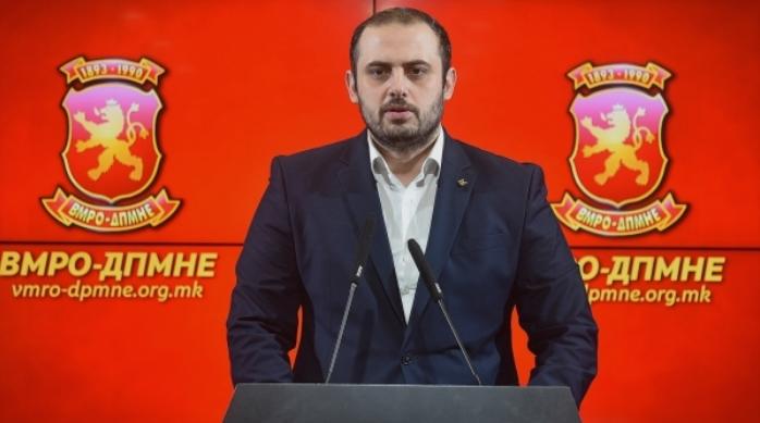 Ѓорѓиевски: Неуставниот закон за двојазичност ќе има огромни финансиски импликации врз Буџетот на државата